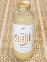 Sparkling Shrub Ginger