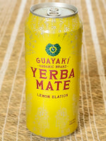 Guayaki Organic Yerba Mate Lemon Elation Drink