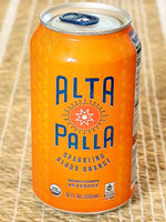 Alta Palla Sparkling Organic Blood Orange
