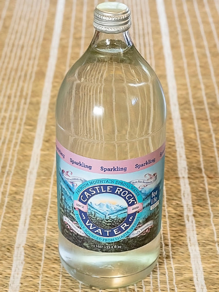 Castel Rock Sparkling Mineral Water