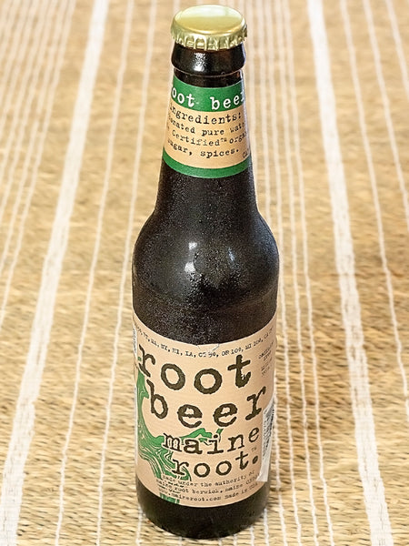 Maine Root Organic Root Beer