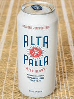 Alta Palla Wild Berry Sparking Water