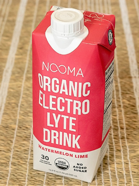 Nooma Organic Electrolyte Watermelon Lime Drink