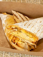 Made to Order Good Earth Organic Turkey Reuben Flatbread Sandwich