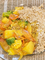 Good Earth Organic Vegetable Yellow Curry