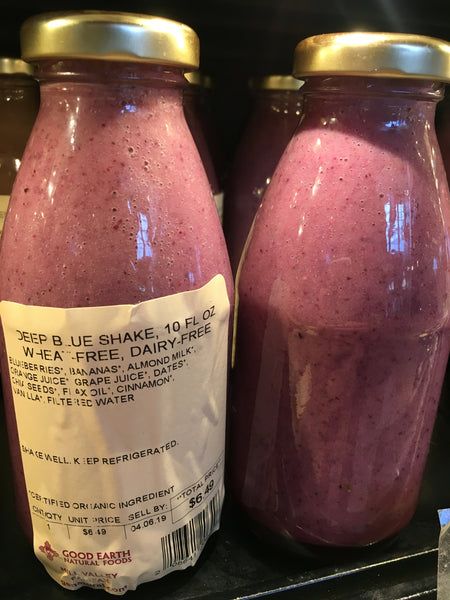 Deep Blue Shake Superfood