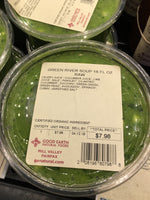 Green River Raw Soup