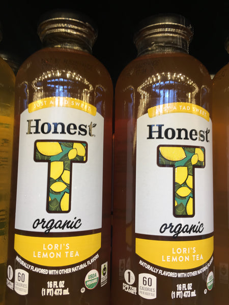 Honest T Organic Lori's Lemon Tea