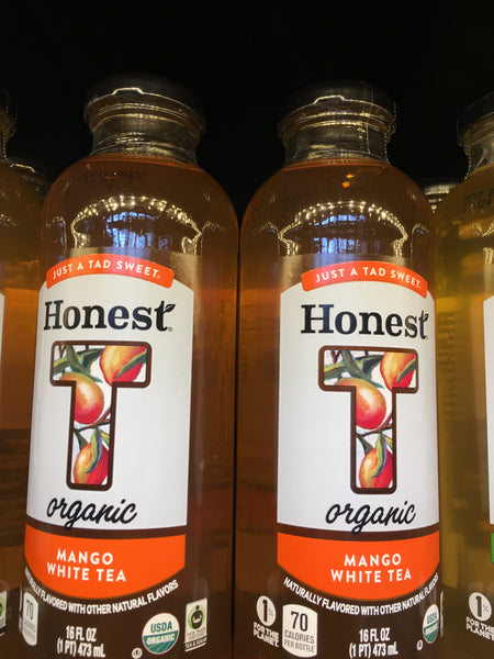 Honest T Organic Mango White Tea