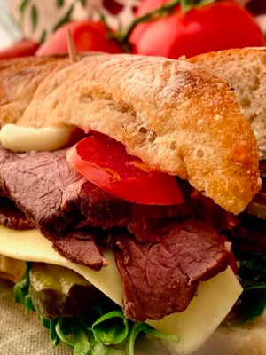 House Roasted Beef Sandwich