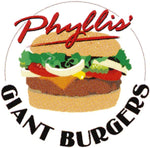 Phyllis' Giant Burgers Pickup and Delivery
