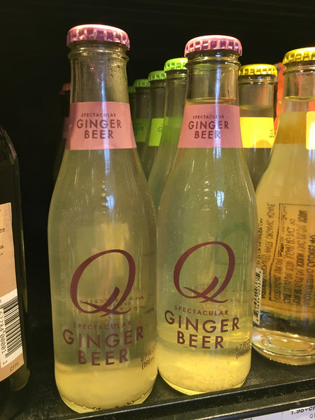 Spectacular Organic Ginger Beer