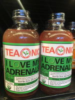 Teaonic Organic I Love My Adrenals Herbal Tea Supplement Drink