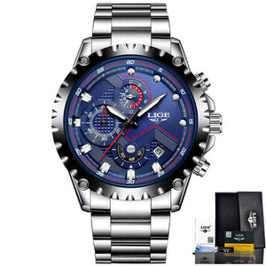 Luxury Waterproof Watch for Men