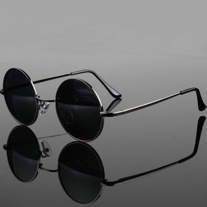 Polarized Round Vintage Sunglasses