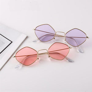 Polygon Sunglasses for Women
