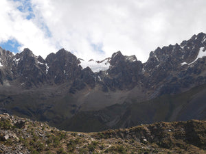 The Salkantay Trek: Glaciers to Jungle