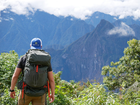 Views of Machu Picchu from the Salkantay Trail by Root Republic