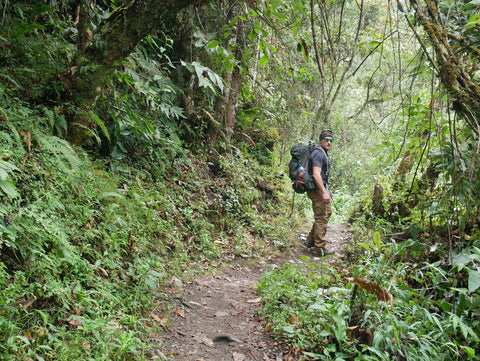 Root Republic Co-Founder Billy Fernandez on the Salkantay Trek