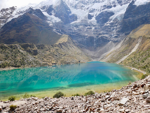 Humantay Lake via the Salkantay Trek by Root Republic