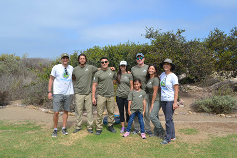 Plant a Tree Day with the San Diego River Park Foundation, Root Republic and One Tree Planted