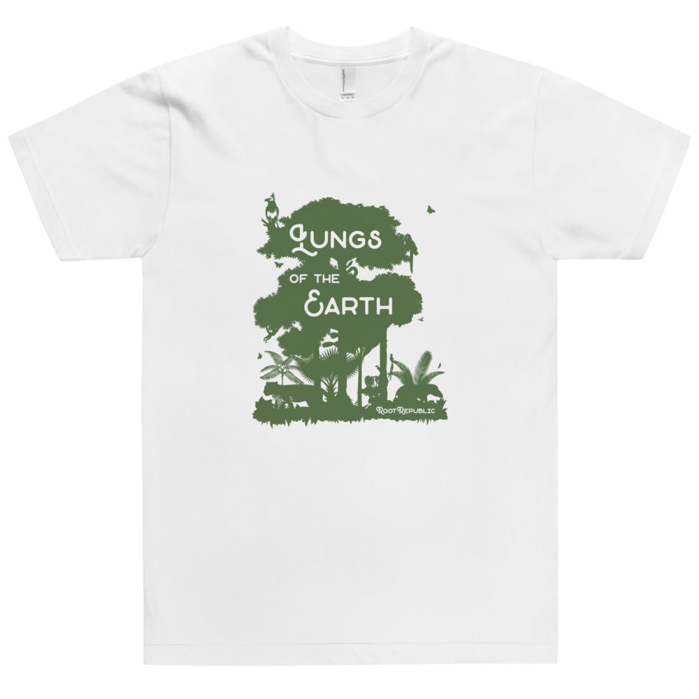 Amazonia 'Lungs of the Earth' Tee
