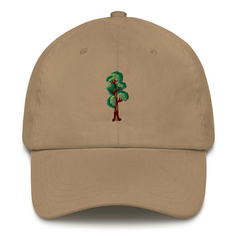 CA Redwood Dad Hat
