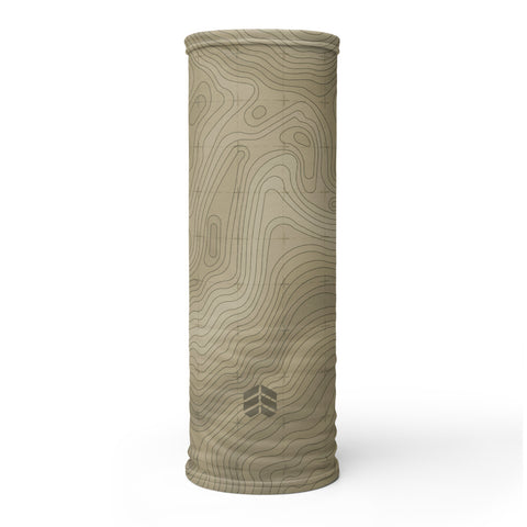 Topo Face Cover (Sand)