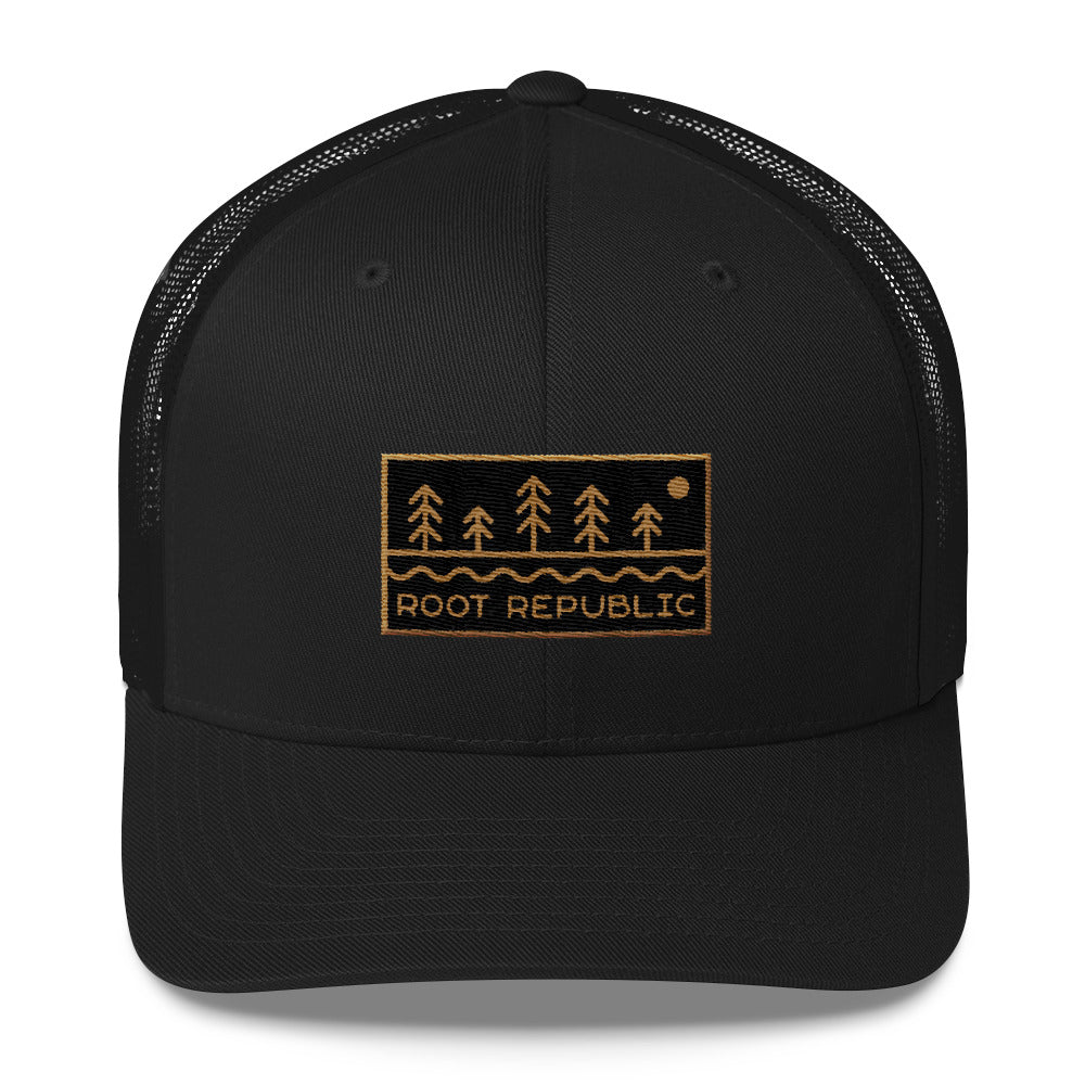 The Pines Trucker Cap