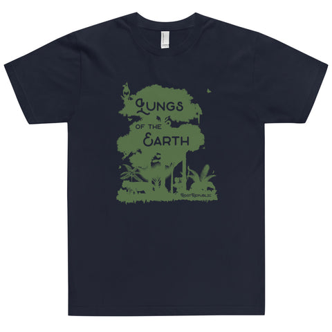 'Lungs of the Earth' Eco Tee