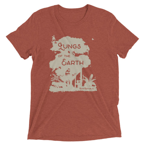 Lungs of the Earth Tree-Blend™ Tee