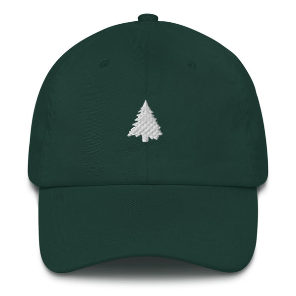 Evergreen Dad Hat