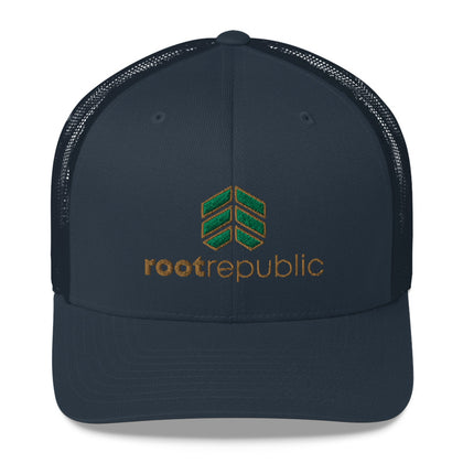 Traditional Logo Trucker Cap