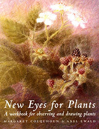 New Eyes for Plants: A Workbook for Observing and Drawing Plants by Margaret Colquhoun Illustrated by Axel Ewald