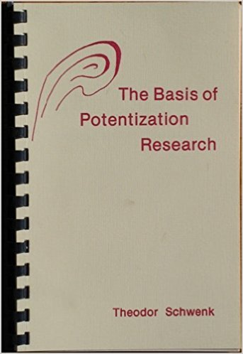 The Basis of Potentization Research by Theodor Schwenk