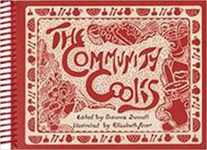 The Community Cooks edited by Susanne Bennett