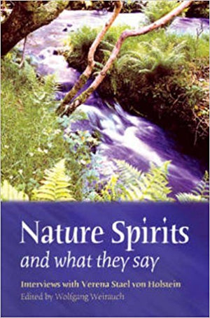 Nature Spirits and What They Say: Interviews with Verena Stael von Holstein by Wolfgang Weirauch