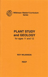 Plant Study and Geology by  Roy Wilkinson