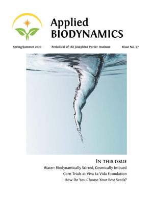 """Applied Biodynamics"" Back Issues 51-98"