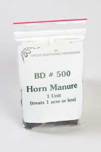 BD #500 Horn Manure (BD Spray Preparation)