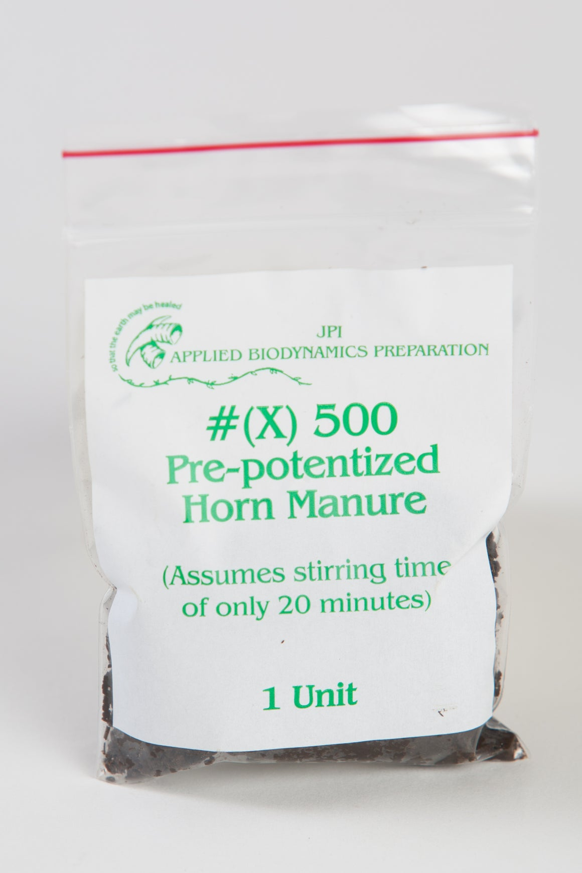 BD #500(X) Pre-Potentized Horn Manure (BD Spray Preparation)