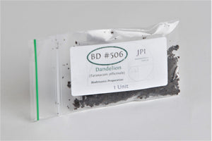 BD #506 Dandelion (Taraxacum officinale) BD Compost Preparation