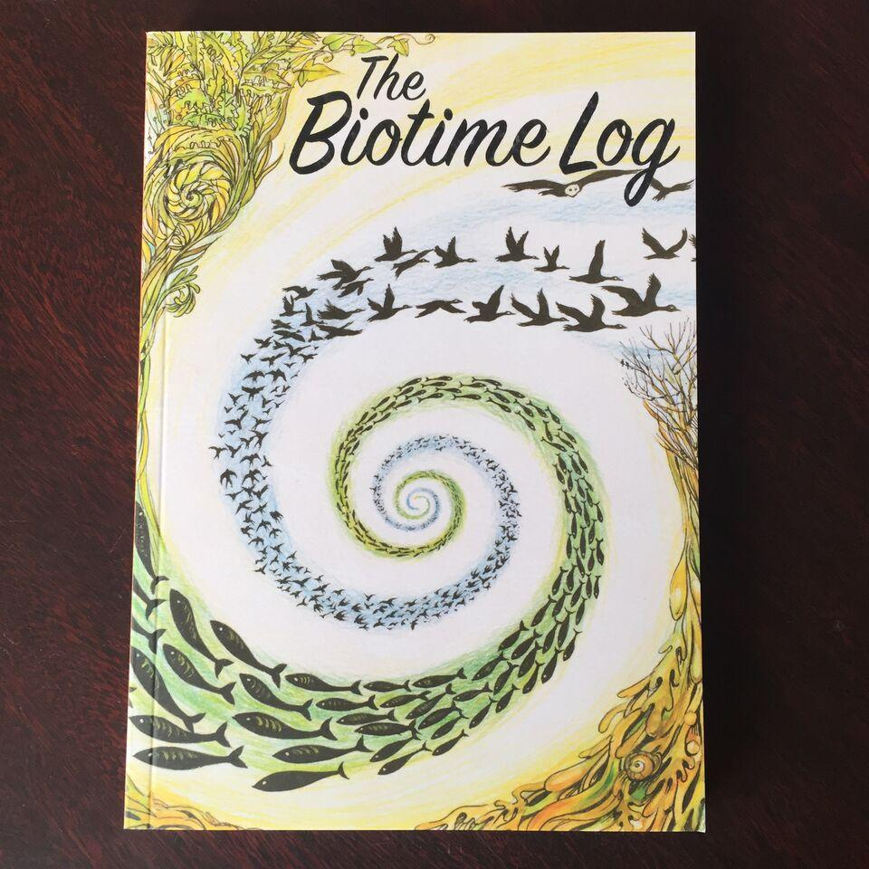 The Biotime Log by Maddy Harland