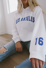 Load image into Gallery viewer, Hard to Beat Hoodie in White