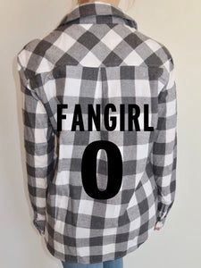 Field Goal Flannel