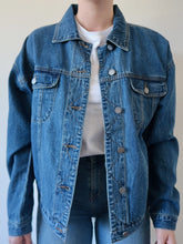 Load image into Gallery viewer, Dugout Denim Jacket