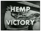 Hemp for Victory campaign in Word War 2