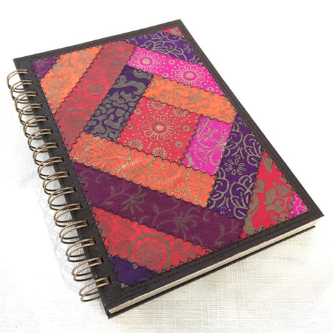 custom spiral notebook