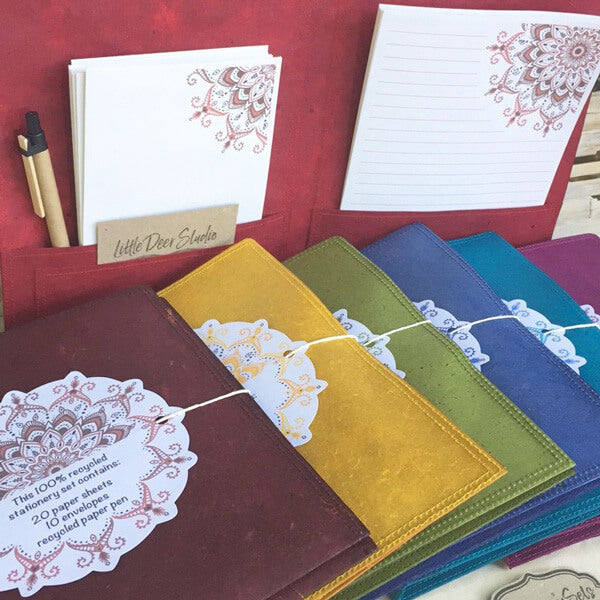 Little Deer Studio range of letter writing sets