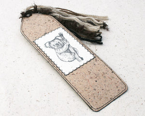 Aussie Bookmark Koala
